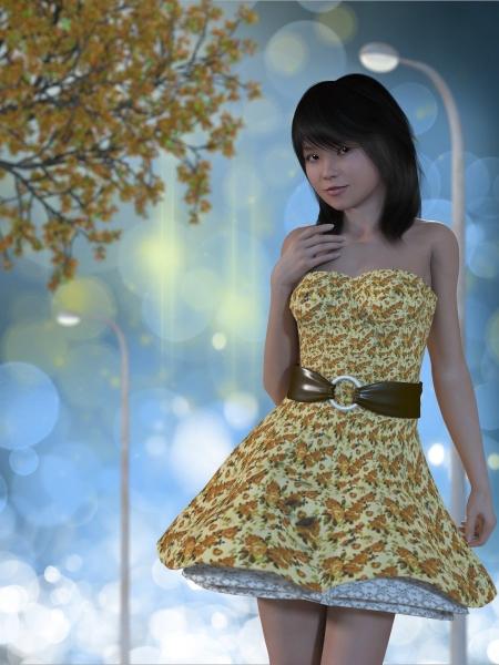 ドレス全体画像