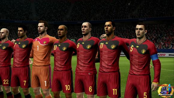 ベルギーVボスニア3