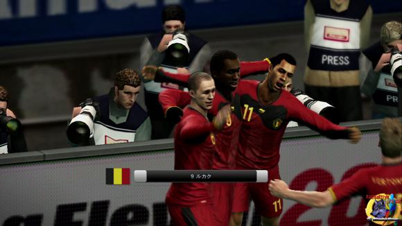 ベルギーVボスニア4