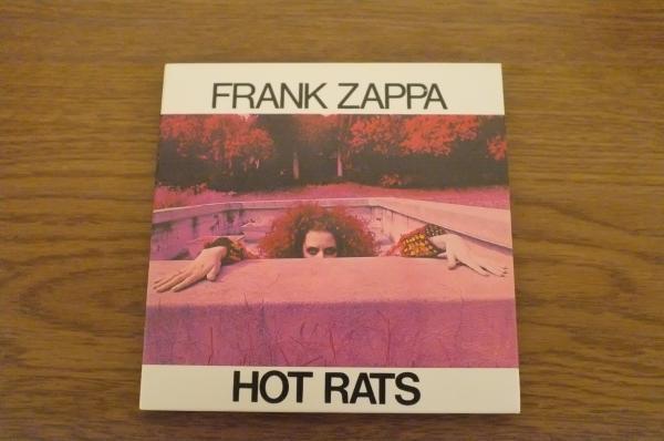 フランク・ザッパ/Hot Rats