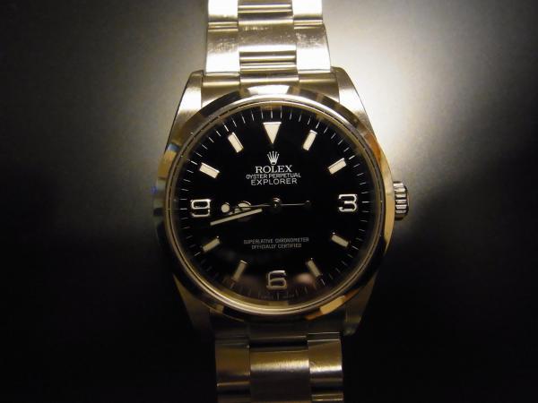 ROLEX 114270 エクスプローラー1 2