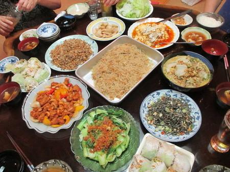 台湾料理。(?)