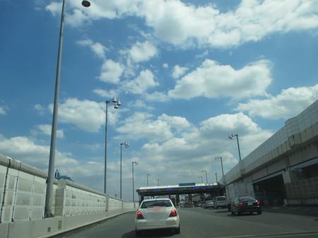 首都高ドライブ。