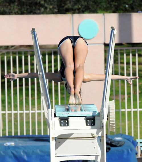 Katherine Webb on Splash Reality Show11