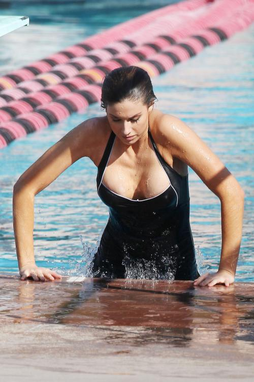 Katherine Webb on Splash Reality Show04