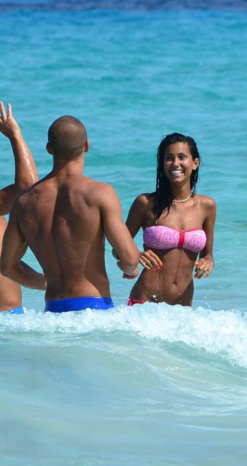 Federica Nargi - bikini candids in Formentera013