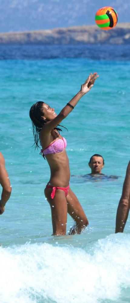Federica Nargi - bikini candids in Formentera015