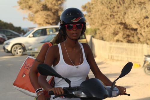 Federica Nargi - bikini candids in Formentera022