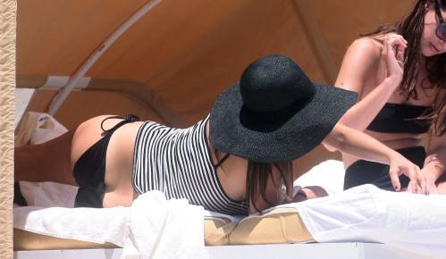 Caroline Flack In Miami006