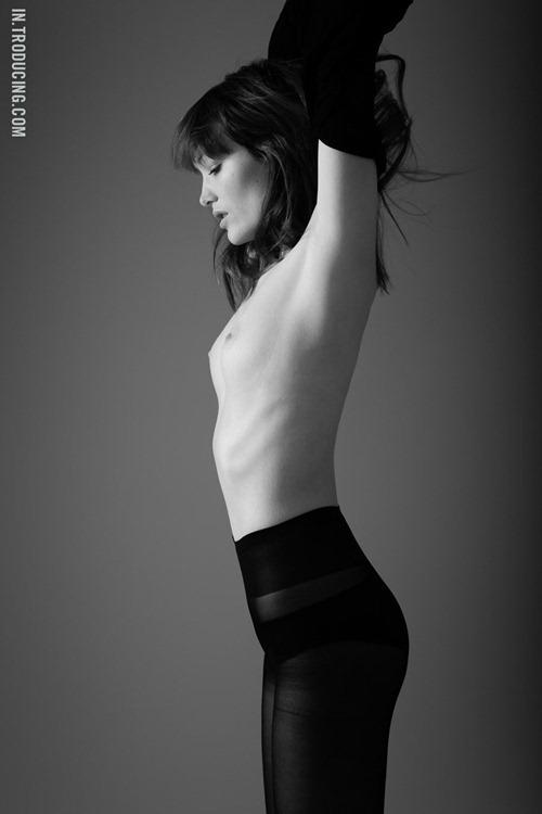 Fanny Fournier by Alex Freund Photo Shoot10