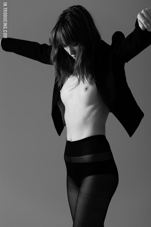 Fanny Fournier by Alex Freund Photo Shoot12