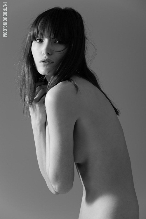 Fanny Fournier by Alex Freund Photo Shoot13