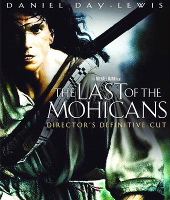 マイケル・マン監督『ラスト・オブ・モヒカン』Blu-ray