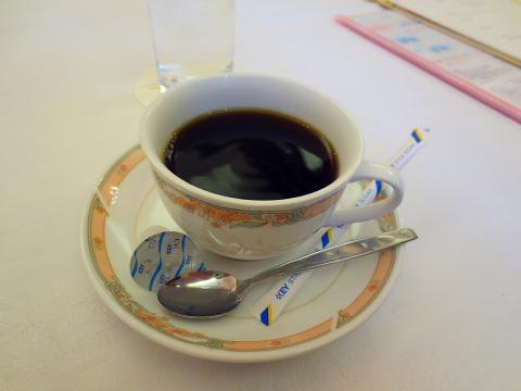 018目覚ましコーヒーが