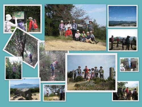 2011-10-10 里山ハイキング講 座 鈴ケ峰