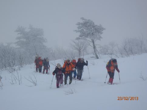 比婆山(毛無山~出雲峠) 011