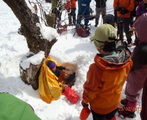 比婆山(毛無山~出雲峠) 035-002