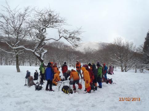 比婆山(毛無山~出雲峠) 030