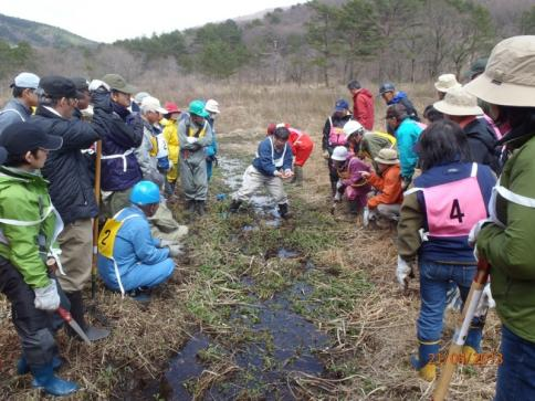 千町原野焼き&霧ケ谷湿原保全・環境整備活動 081
