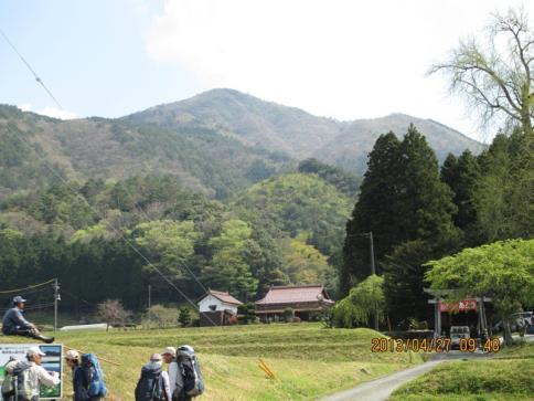 十種ケ峰~青野山 002