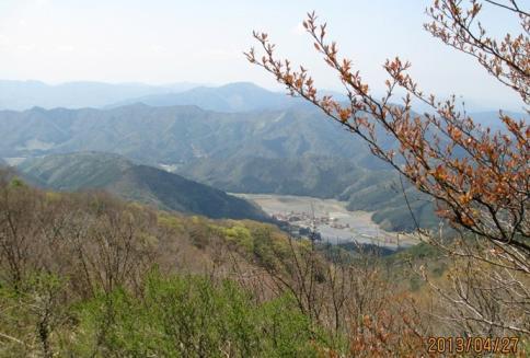 十種ケ峰~青野山 018-001