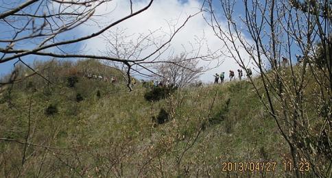 十種ケ峰~青野山 014-001