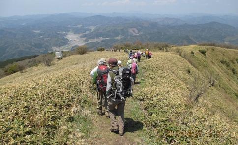 十種ケ峰~青野山 030-001