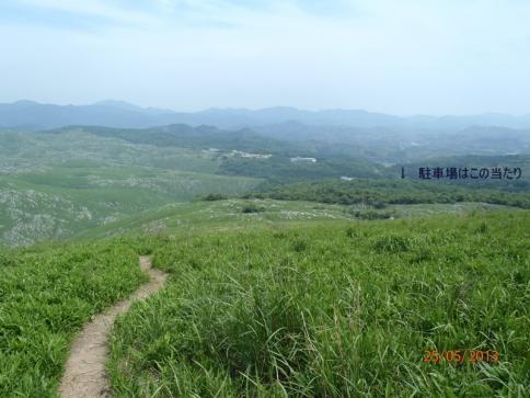 龍護峰~西の西山 056-001