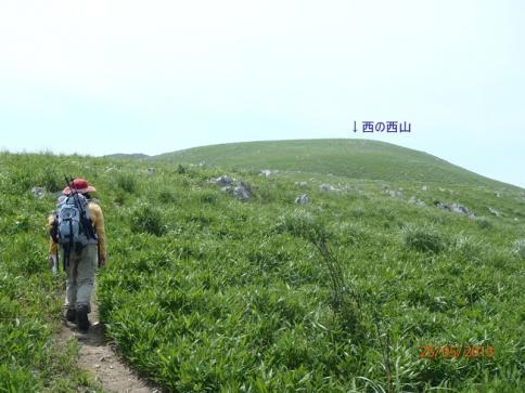 龍護峰~西の西山 053-001