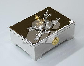 024高松宮、薨去5年後の平成4(1992)年におこなわれた「五年式年祭」での記念オルゴール