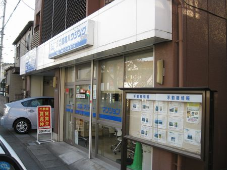 yamanashi showa kofu a store for rent