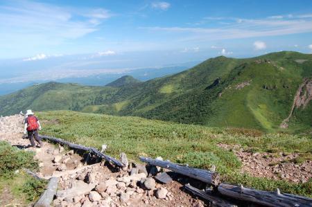 2井戸岳へ19