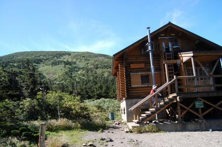 2小屋から大岳21