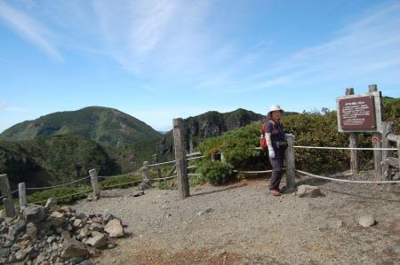 2井戸岳山頂26