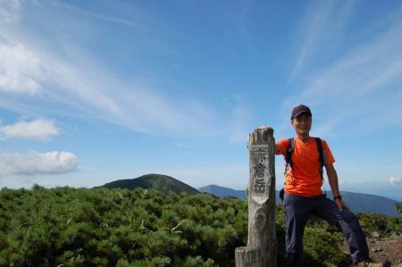 2赤倉岳山頂28