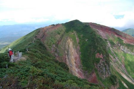 2赤倉岳の尾根29
