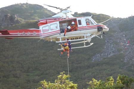 3ヘリ救助11