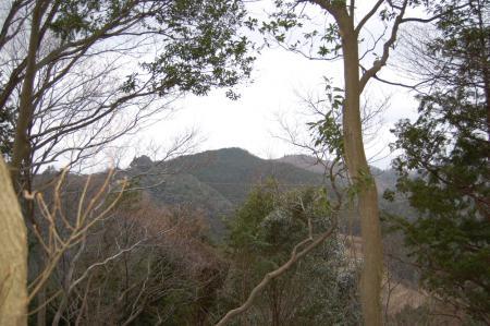 14要害山からの雷神山