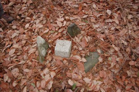30岩折三角点