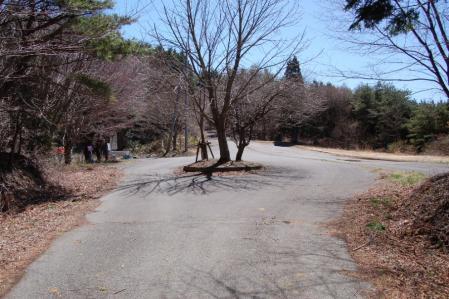 22スーパー林道・三県ロータリー