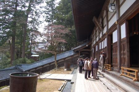 17永平寺・法堂