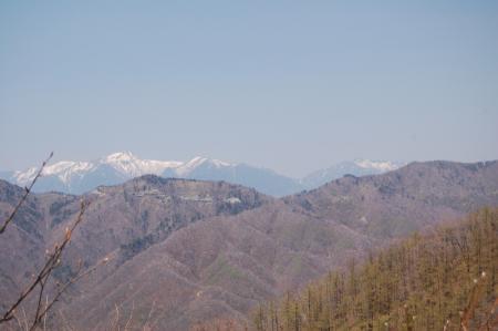 16夕日岳へ・白根山