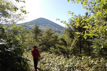 2白笹山へ