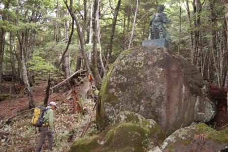 20大真名子山へ
