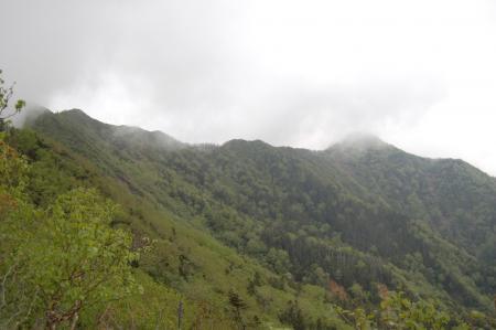 38女峰山~帝釈山