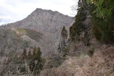 3山道から