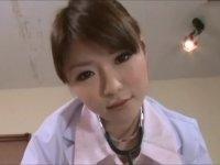 診察室で痴女医に責められる:今村美穂
