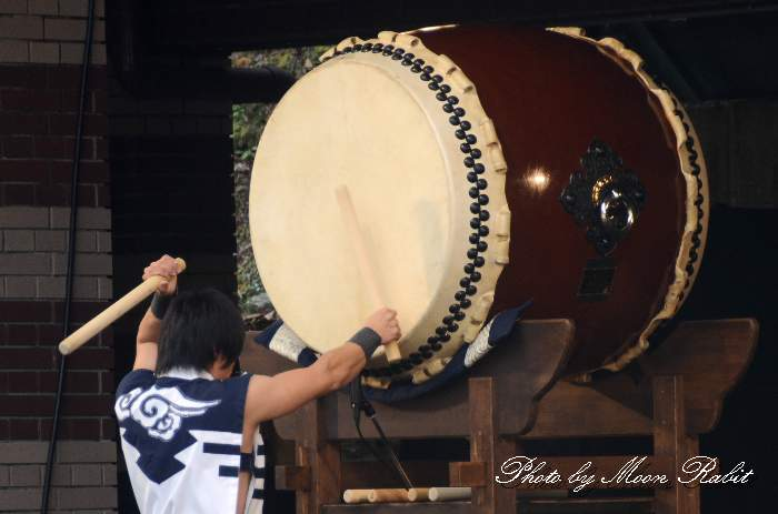 森の太鼓フェスティバル オープニングセレモニー マイントピア別子