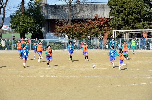 三豊Jr.サッカー決勝②