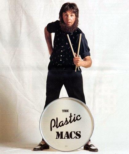 The Plastic Macs